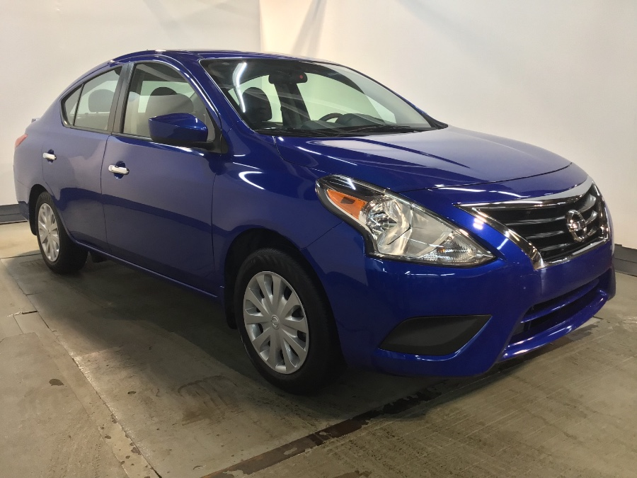 2016 Nissan Versa 4dr Sdn CVT 1.6 SV, available for sale in Lodi, New Jersey | European Auto Expo. Lodi, New Jersey