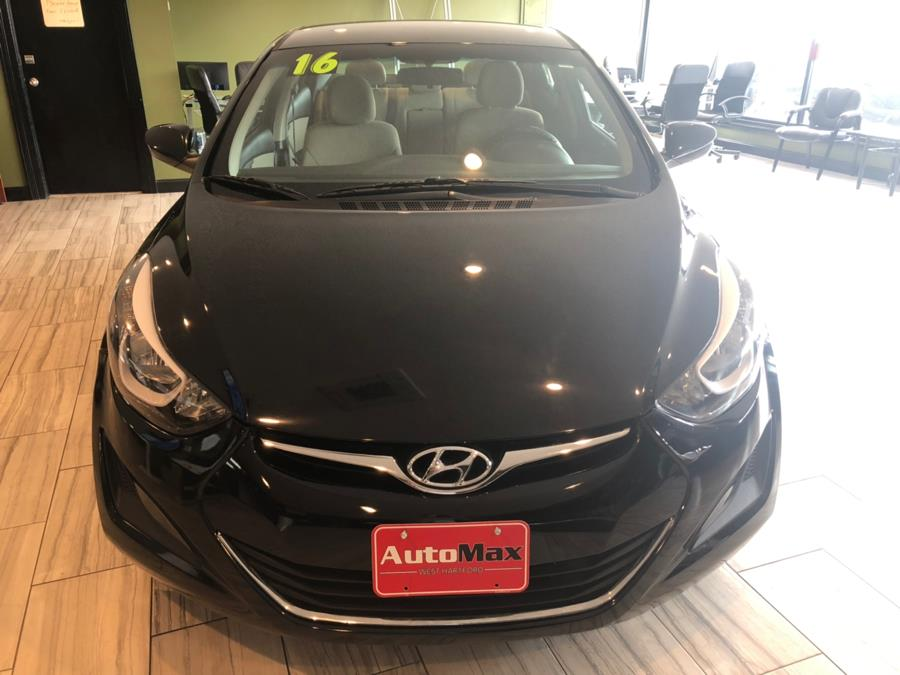 2016 Hyundai Elantra 4dr Sdn Man SE (Alabama Plant), available for sale in West Hartford, Connecticut | AutoMax. West Hartford, Connecticut