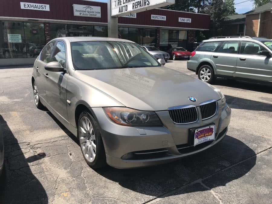 Used 2007 BMW 3 Series in Barre, Vermont | Routhier Auto Center. Barre, Vermont