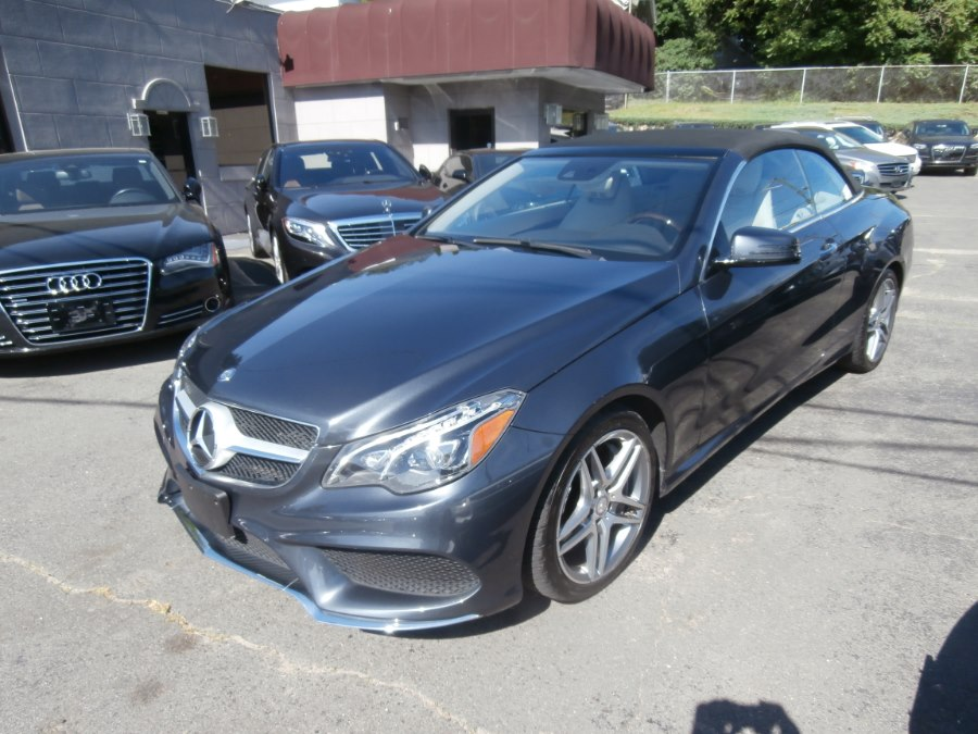 2014 Mercedes-Benz E-Class 2dr Cabriolet E 550 RWD, available for sale in Waterbury, Connecticut | Jim Juliani Motors. Waterbury, Connecticut