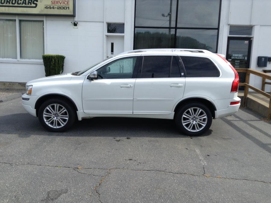 2014 Volvo XC90 AWD 4dr, available for sale in Groton, Connecticut | Eurocars Plus. Groton, Connecticut