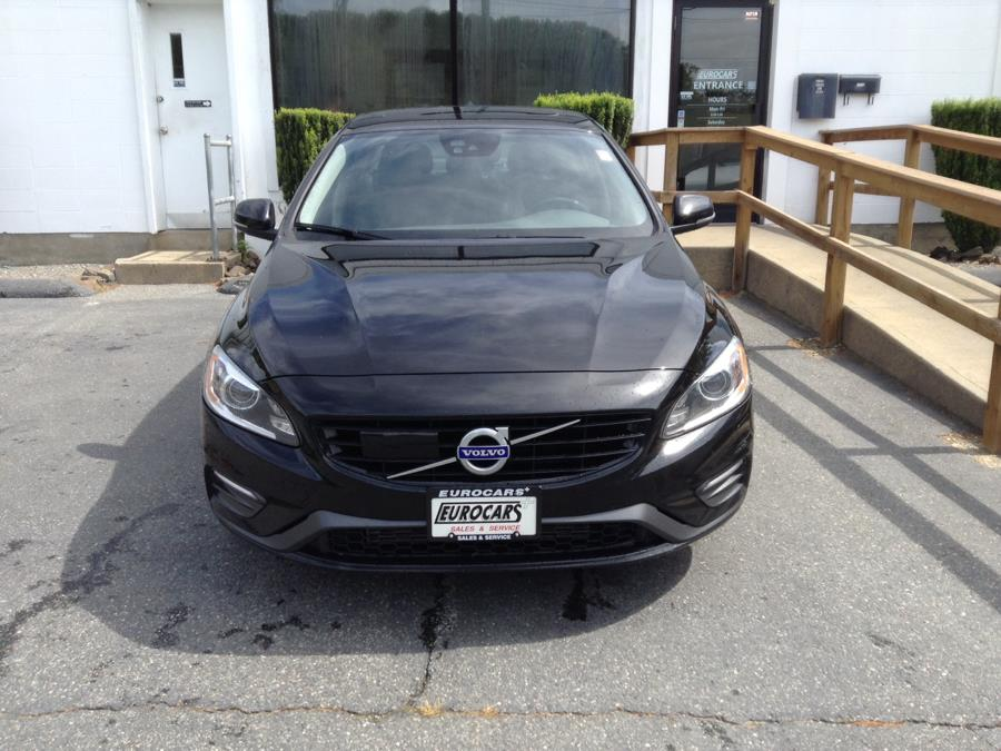 2017 Volvo S60 T5 FWD Dynamic, available for sale in Groton, Connecticut | Eurocars Plus. Groton, Connecticut