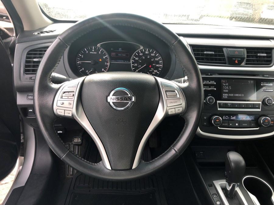 Used Nissan Altima 2.5 SV Sedan 2017 | Affordable Motors Inc. Bridgeport, Connecticut