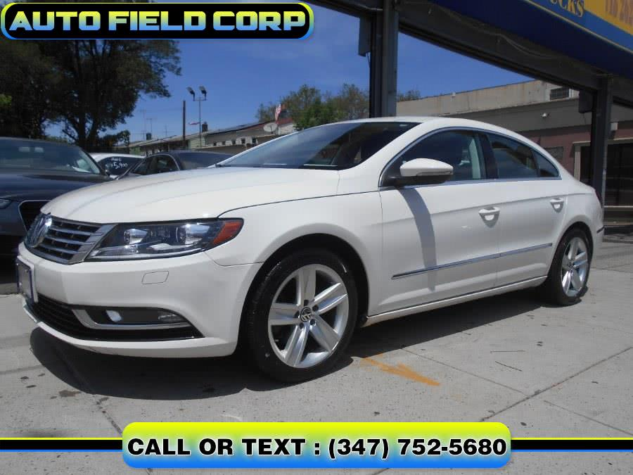 Used 2013 Volkswagen CC in Jamaica, New York | Auto Field Corp. Jamaica, New York