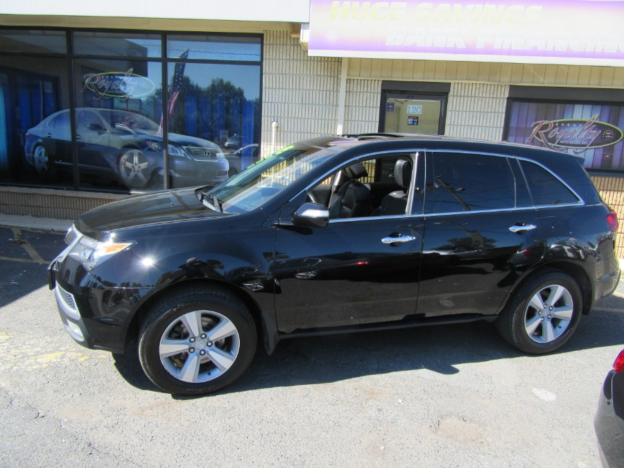 2012 Acura MDX AWD 4dr, available for sale in Little Ferry, New Jersey | Royalty Auto Sales. Little Ferry, New Jersey