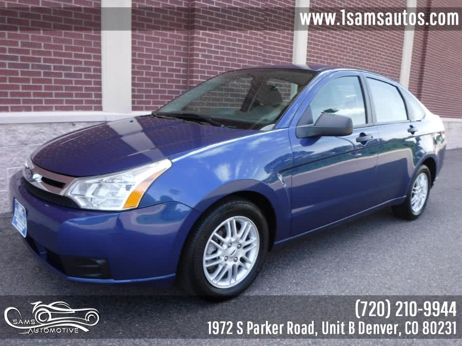 Used 2009 Ford Focus in Denver, Colorado | Sam's Automotive. Denver, Colorado
