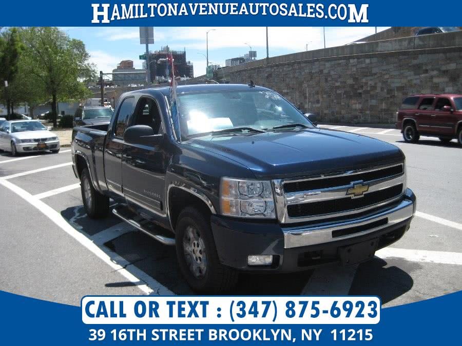 Used 2011 Chevrolet Silverado 1500 in Brooklyn, New York | Hamilton Avenue Auto Sales DBA Nyautoauction.com. Brooklyn, New York