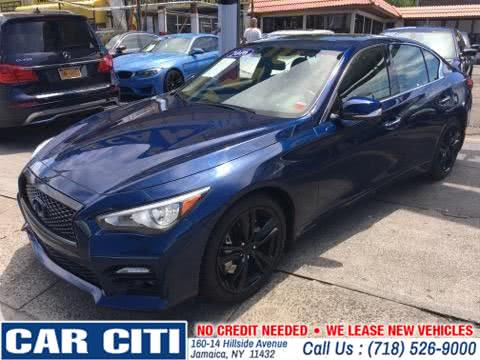 Used 2016 INFINITI Q50 in Jamaica, New York | Car Citi. Jamaica, New York