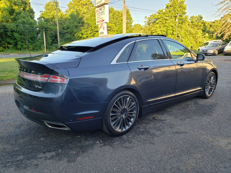 2013 Lincoln MKZ 4dr Sdn AWD V6 Navi LOADED Auto Park, available for sale in East Windsor, Connecticut   Toro Auto. East Windsor, Connecticut