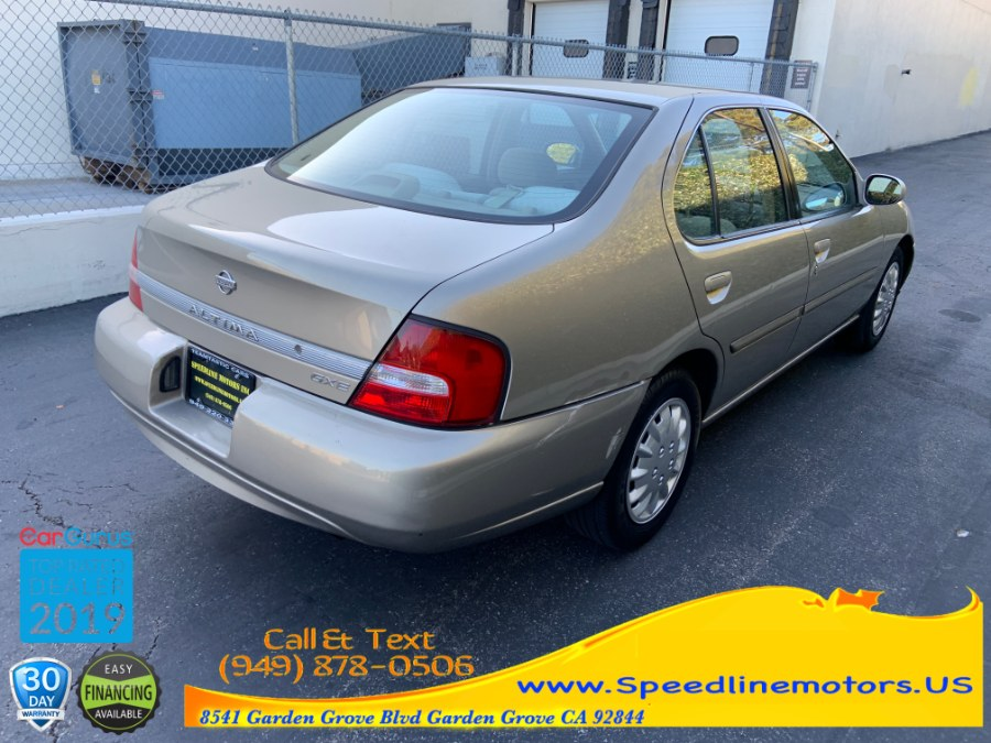 2000 Nissan Altima 4dr Sdn GXE Auto, available for sale in Garden Grove, California | Speedline Motors. Garden Grove, California
