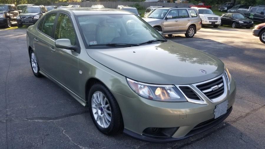 Used Saab 9-3 4dr Sdn 2008 | ODA Auto Precision LLC. Auburn, New Hampshire