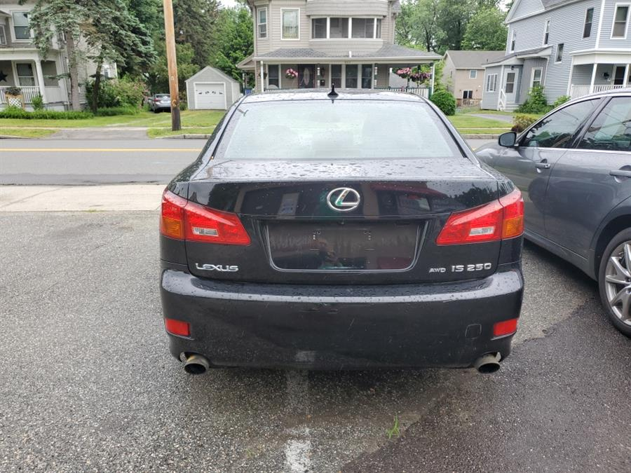 2007 Lexus IS 250 4dr Sport Sdn Auto AWD, available for sale in Springfield, Massachusetts | Absolute Motors Inc. Springfield, Massachusetts