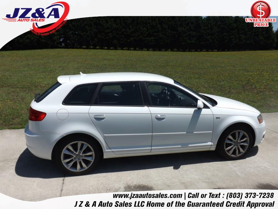 2012 Audi A3 4dr HB S tronic FrontTrak 2.0 TDI Premium, available for sale in York, South Carolina | J Z & A Auto Sales LLC. York, South Carolina