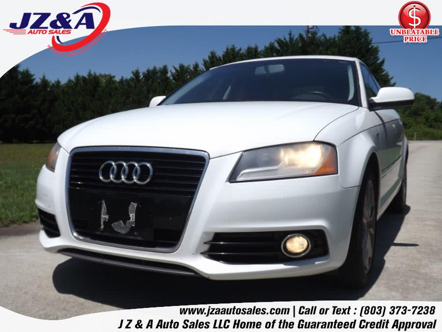 2012 Audi A3 4dr HB S tronic FrontTrak 2.0 TDI Premium, available for sale in York, SC