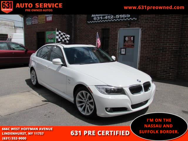 2011 BMW 3 Series 4dr Sdn 328i xDrive AWD SULEV South Africa, available for sale in Lindenhurst, NY