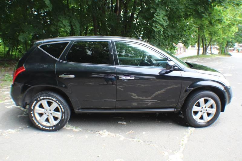 2006 Nissan Murano S AWD 4dr SUV, available for sale in Waterbury, Connecticut | Sphinx Motorcars. Waterbury, Connecticut