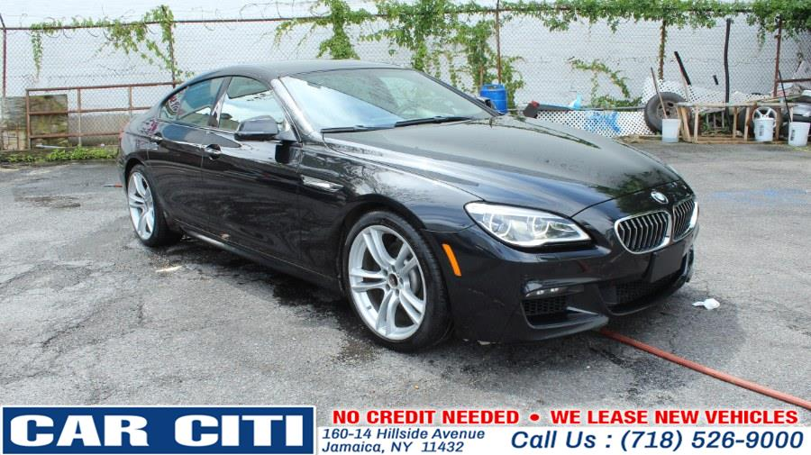 2016 BMW 6 Series 4dr Sdn 640i xDrive AWD Gran Coupe, available for sale in South Richmond Hill, New York | ID Auto Mall . South Richmond Hill, New York