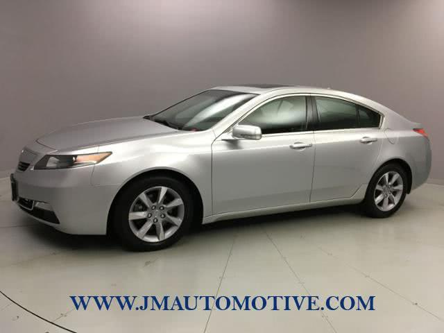 Used 2013 Acura Tl in Naugatuck, Connecticut | J&M Automotive Sls&Svc LLC. Naugatuck, Connecticut