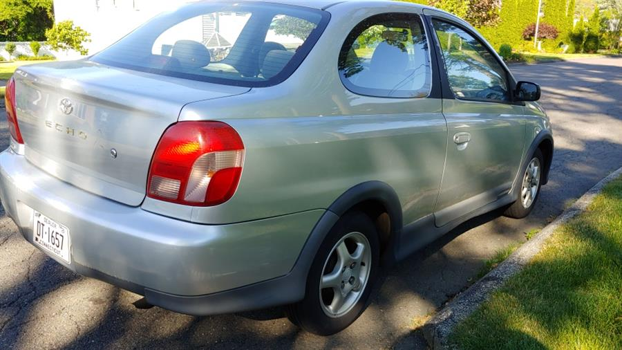 2000 Toyota Echo 2dr Cpe Manual, available for sale in Ansonia, CT