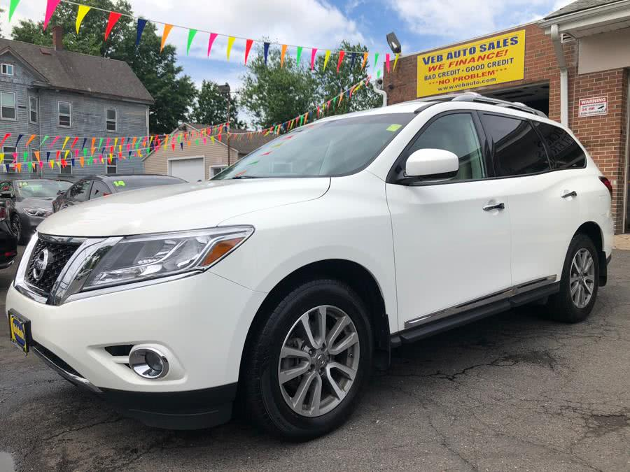 Used 2016 Nissan Pathfinder in Berlin, Connecticut | Tru Auto Mall. Berlin, Connecticut