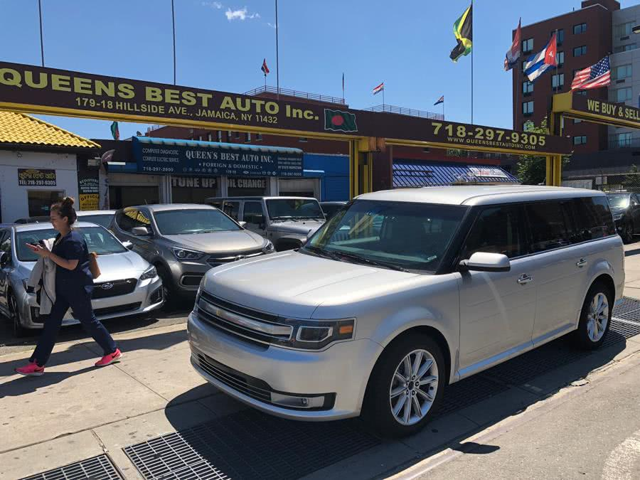 Used 2017 Ford Flex in Jamaica, New York | Queens Best Auto, Inc.. Jamaica, New York