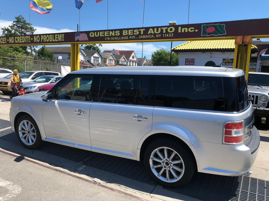 2017 Ford Flex Limited AWD, available for sale in Jamaica, New York | Queens Best Auto, Inc.. Jamaica, New York