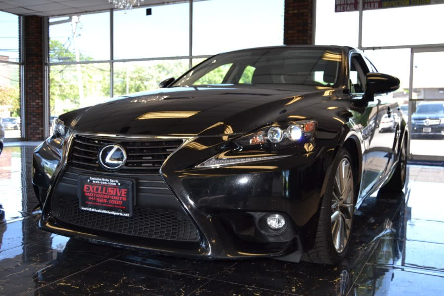 Used 2016 Lexus IS 300 in Central Valley, New York | Exclusive Motor Sports. Central Valley, New York