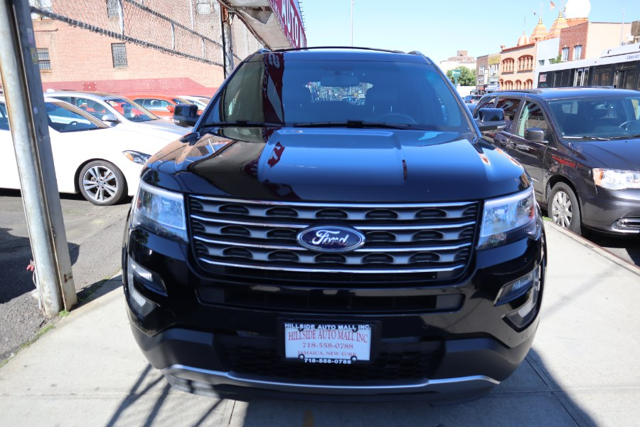 2016 Ford Explorer 4WD 4dr XLT, available for sale in Jamaica, New York | Hillside Auto Mall Inc.. Jamaica, New York