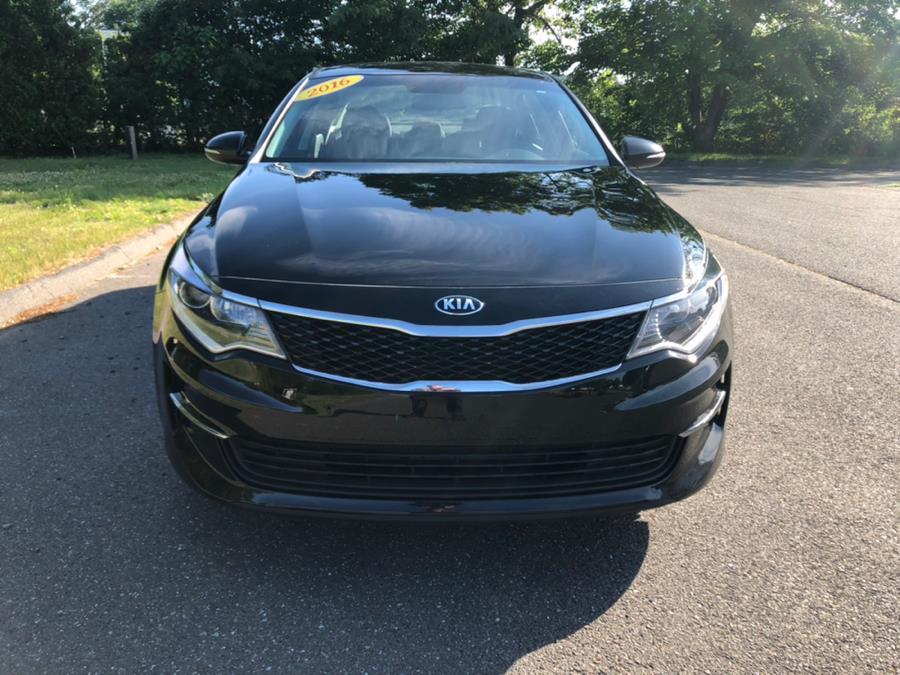 Used Kia Optima 4dr Sdn LX 2016 | Malkoon Motors. Agawam, Massachusetts