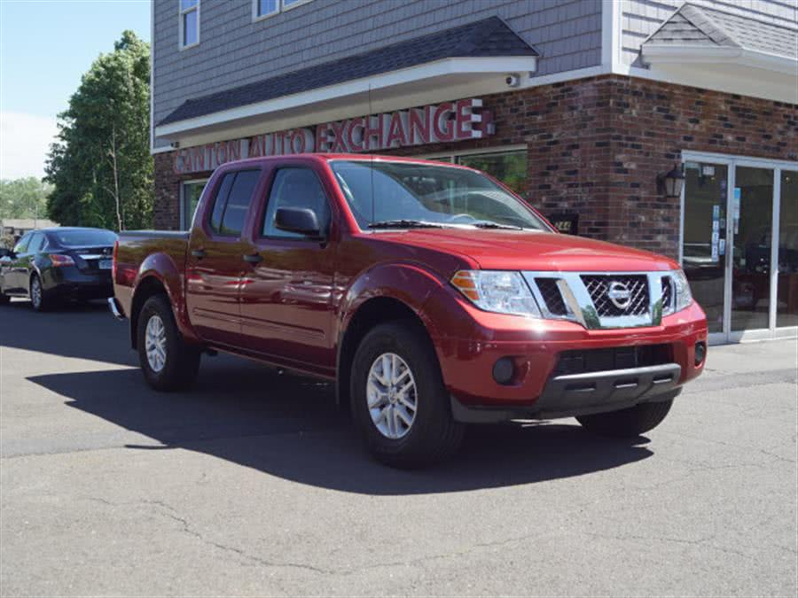 2019 Nissan Frontier SV, available for sale in Canton, Connecticut | Canton Auto Exchange. Canton, Connecticut