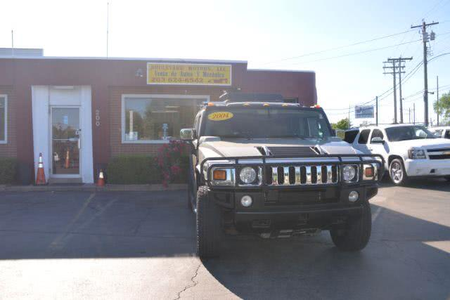 Used Hummer H2 Sport Utility 2004 | Boulevard Motors LLC. New Haven, Connecticut