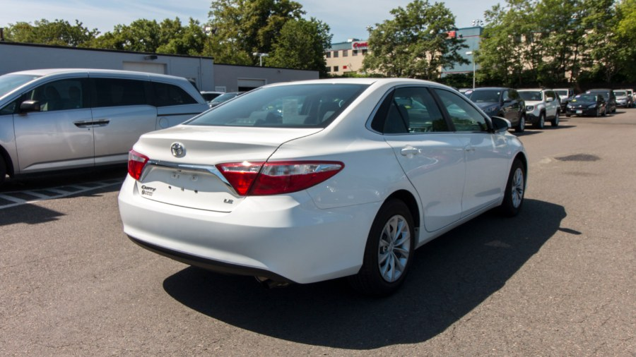 2015 Toyota Camry 4dr Sdn I4 Auto LE (Natl), available for sale in Medford, Massachusetts   Inman Motors Sales. Medford, Massachusetts