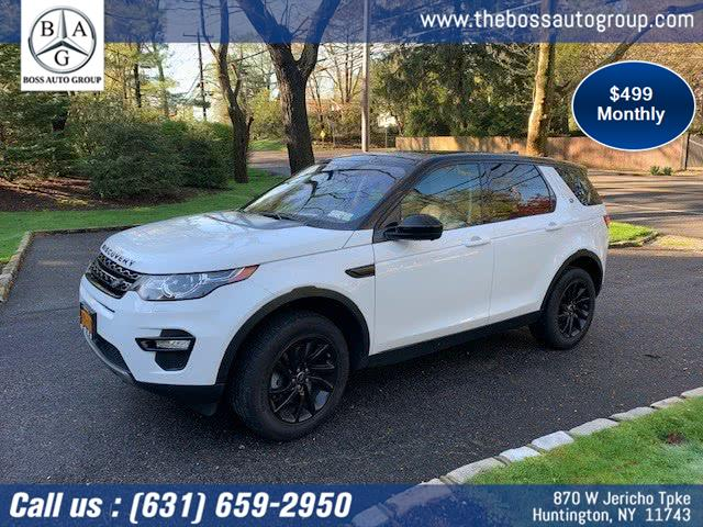 Used 2017 Land Rover Discovery Sport in Huntington, New York | The Boss Auto Group . Huntington, New York