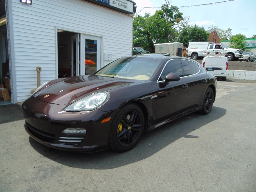 Used 2010 Porsche Panamera in Danbury, Connecticut | Car City of Danbury, LLC. Danbury, Connecticut