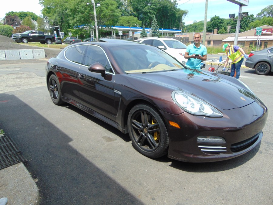 Used Porsche Panamera 4S 2010 | Car City of Danbury, LLC. Danbury, Connecticut