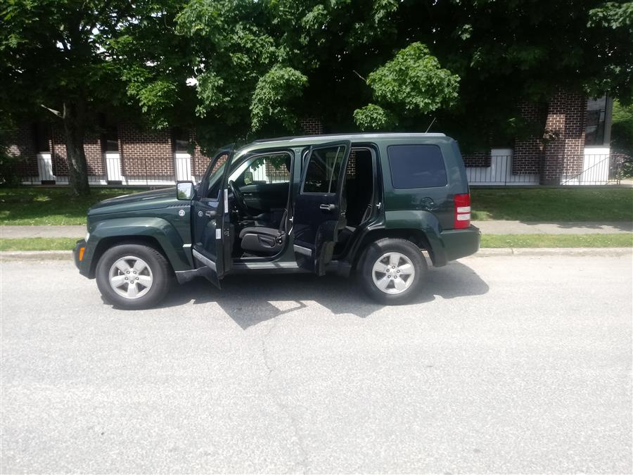 2011 Jeep Liberty 4WD 4dr Sport, available for sale in Shirley, New York   Roe Motors Ltd. Shirley, New York