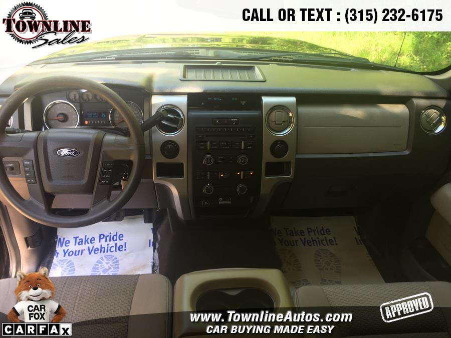 2010 Ford F-150 4WD SuperCrew 145