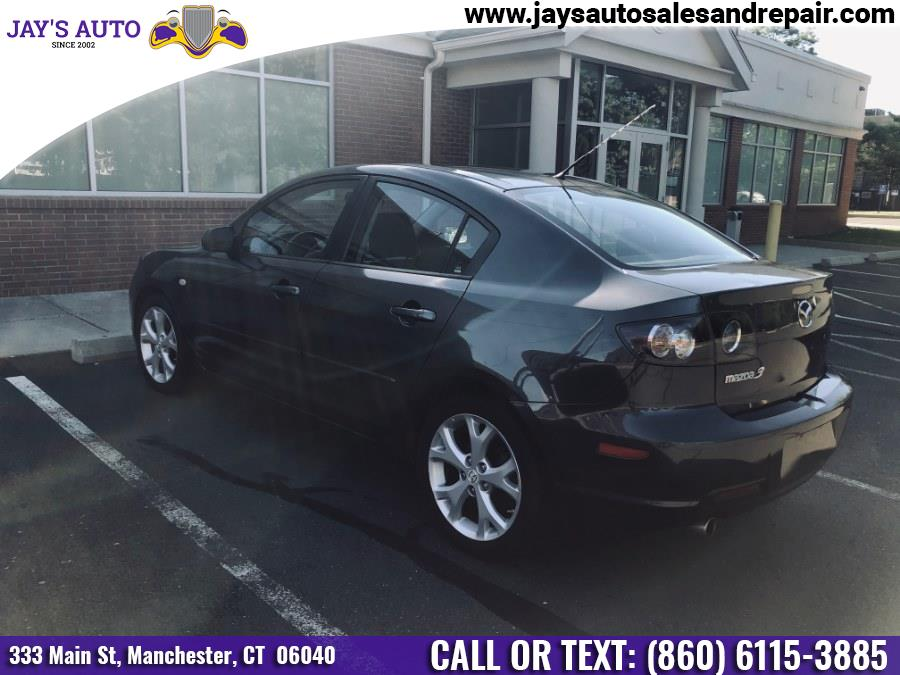 2009 Mazda Mazda3 4dr Sdn Auto i Sport, available for sale in Manchester, Connecticut | Jay's Auto. Manchester, Connecticut