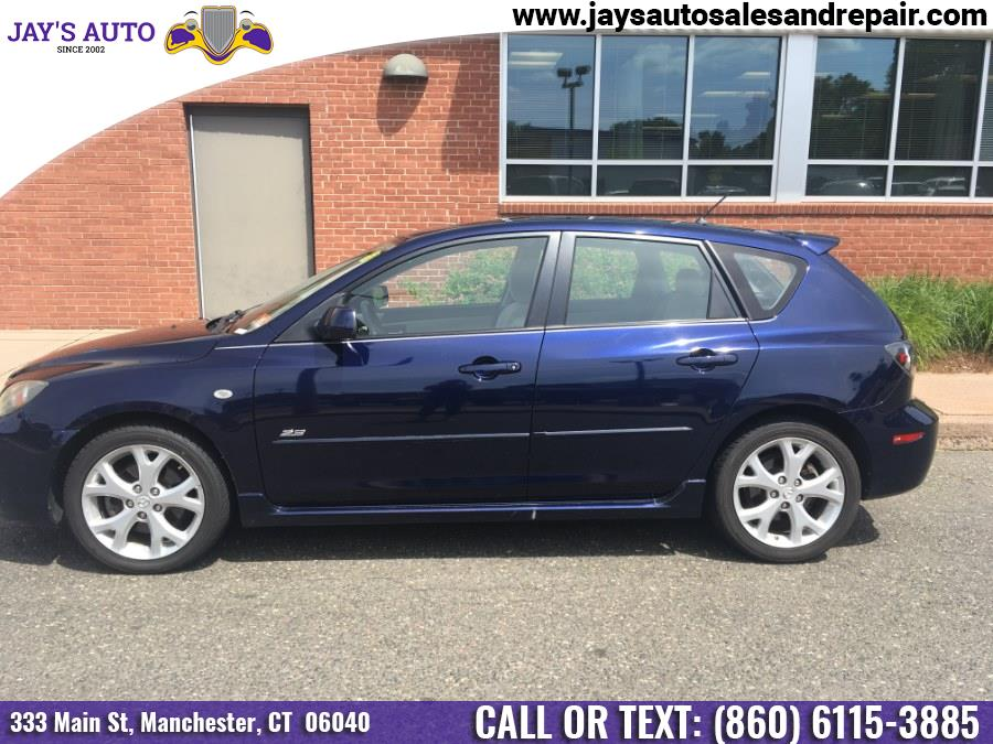 2009 Mazda Mazda3 5dr HB Auto s Grand Touring, available for sale in Manchester, Connecticut   Jay's Auto. Manchester, Connecticut