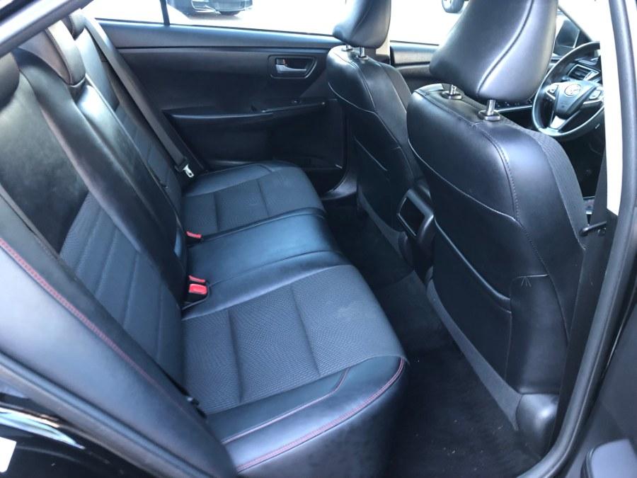 2017 Toyota Camry SE SPORT, available for sale in Chelsea, Massachusetts | Boston Prime Cars Inc. Chelsea, Massachusetts