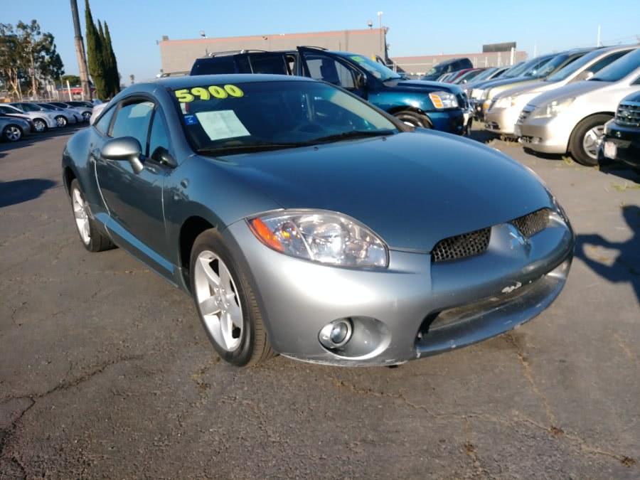Used Mitsubishi Eclipse 3dr Cpe Sportronic Auto GS 2007 | U Save Auto Auction. Garden Grove, California