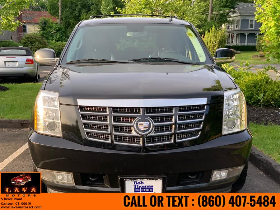 2011 Cadillac Escalade AWD 4dr Premium, available for sale in Canton, Connecticut | Lava Motors. Canton, Connecticut
