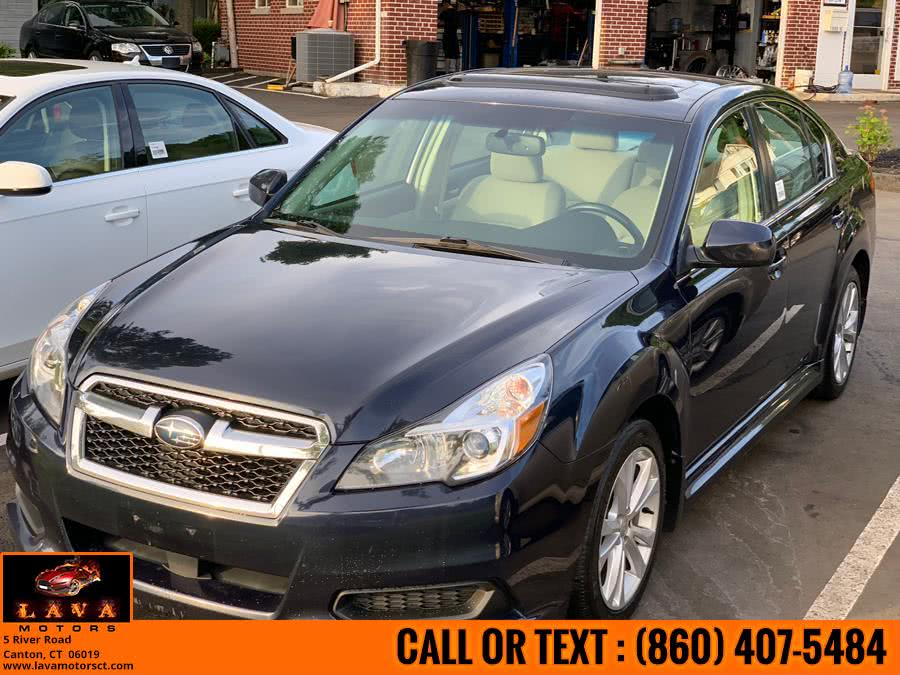 Used 2014 Subaru Legacy in Canton, Connecticut | Lava Motors. Canton, Connecticut