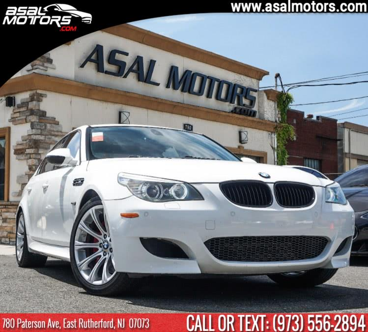 Used 2010 BMW M5 in East Rutherford, New Jersey | Asal Motors. East Rutherford, New Jersey