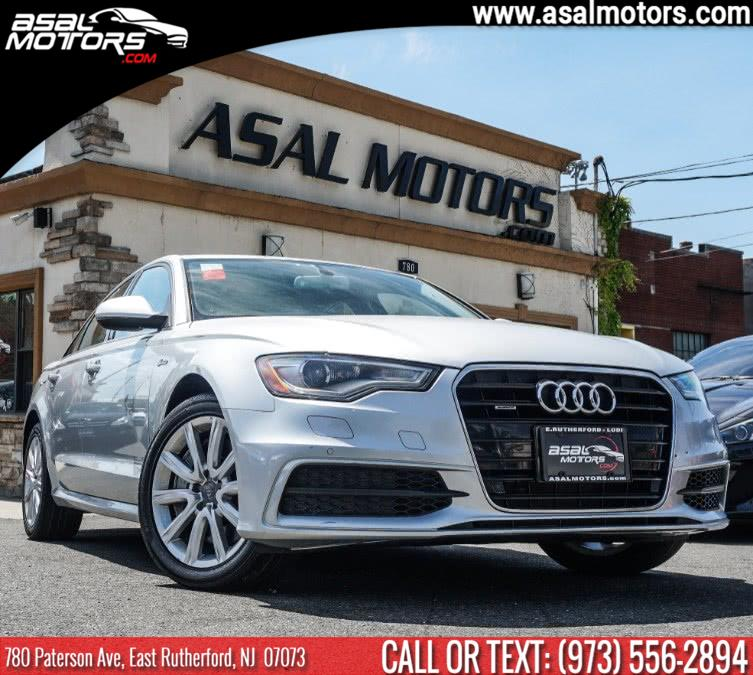 Used Audi A6 4dr Sdn quattro 3.0T Prestige 2012 | Asal Motors. East Rutherford, New Jersey