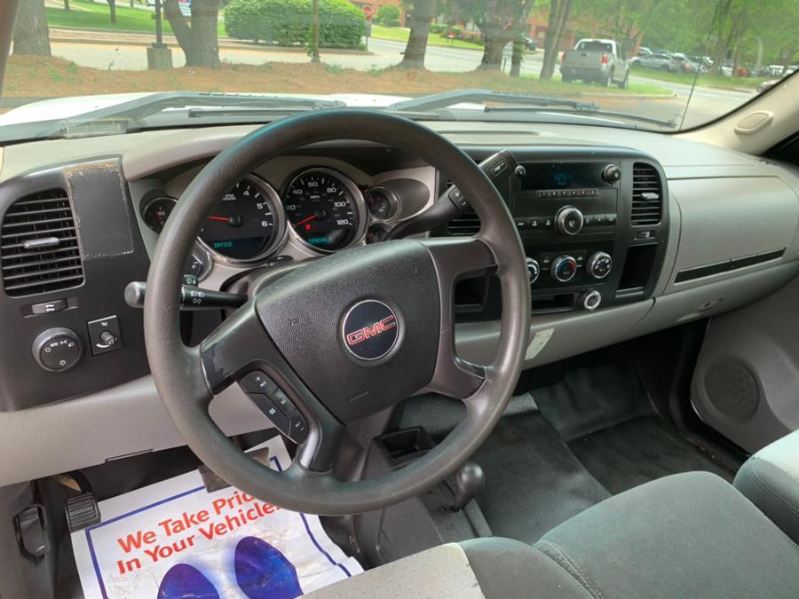 2007 GMC Sierra 2500HD 4WD Ext Cab 143.5