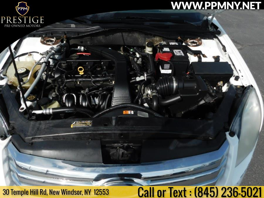 2007 Ford Fusion 4dr Sdn I4 SE FWD, available for sale in New Windsor, New York   Prestige Pre-Owned Motors Inc. New Windsor, New York