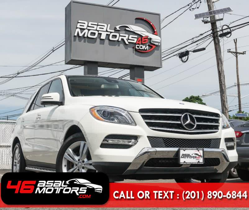 2013 Mercedes-Benz M-Class 4MATIC 4dr ML350, available for sale in East Rutherford, New Jersey | Asal Motors 46. East Rutherford, New Jersey
