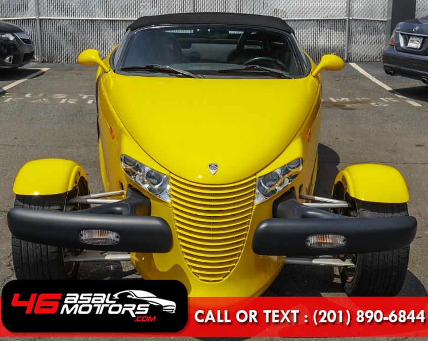 2002 Chrysler Prowler 2dr Roadster, available for sale in East Rutherford, New Jersey | Asal Motors 46. East Rutherford, New Jersey