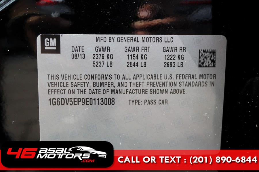 2014 Cadillac CTS-V Sedan 4dr Sdn, available for sale in lodi, New Jersey | Asal Motors 46. lodi, New Jersey